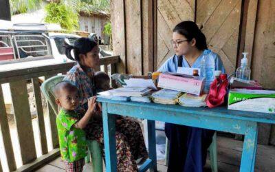Attivi in Myanmar